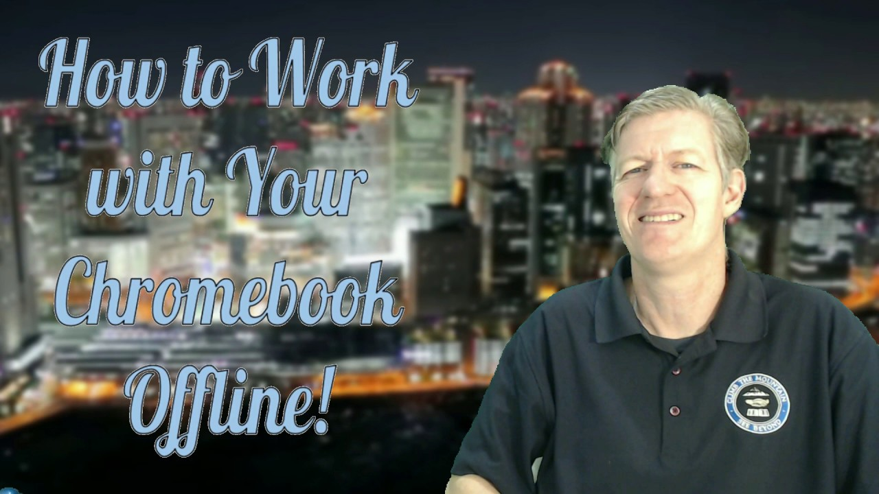 Editing Microsoft Word Docs and Excel Spreadsheets with a Chromebook Offline