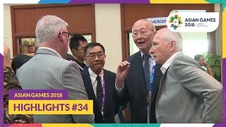 Asian Games 2018 Highlights #34