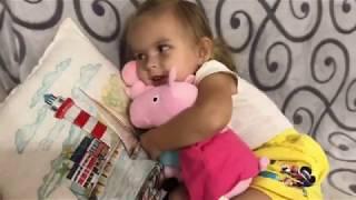 Пеппа и Катя пьют чай Детское видео Игрушки Peppa pig
