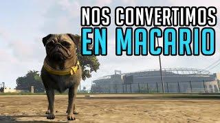 GTA V Xbox One   Nos convertimos en Macario!! Easter Egg Peyote