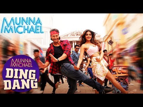 Ding Dang - Video Song Out | Munna Michael...