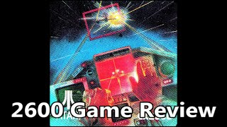 Star Raiders Atari 2600 Review - The No Swear Gamer Ep 90