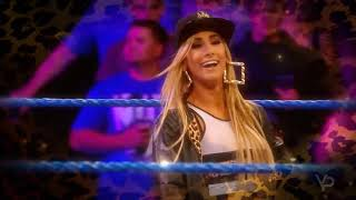 Carmella Entrance Video(OFFICIAL WWE VIDEO)