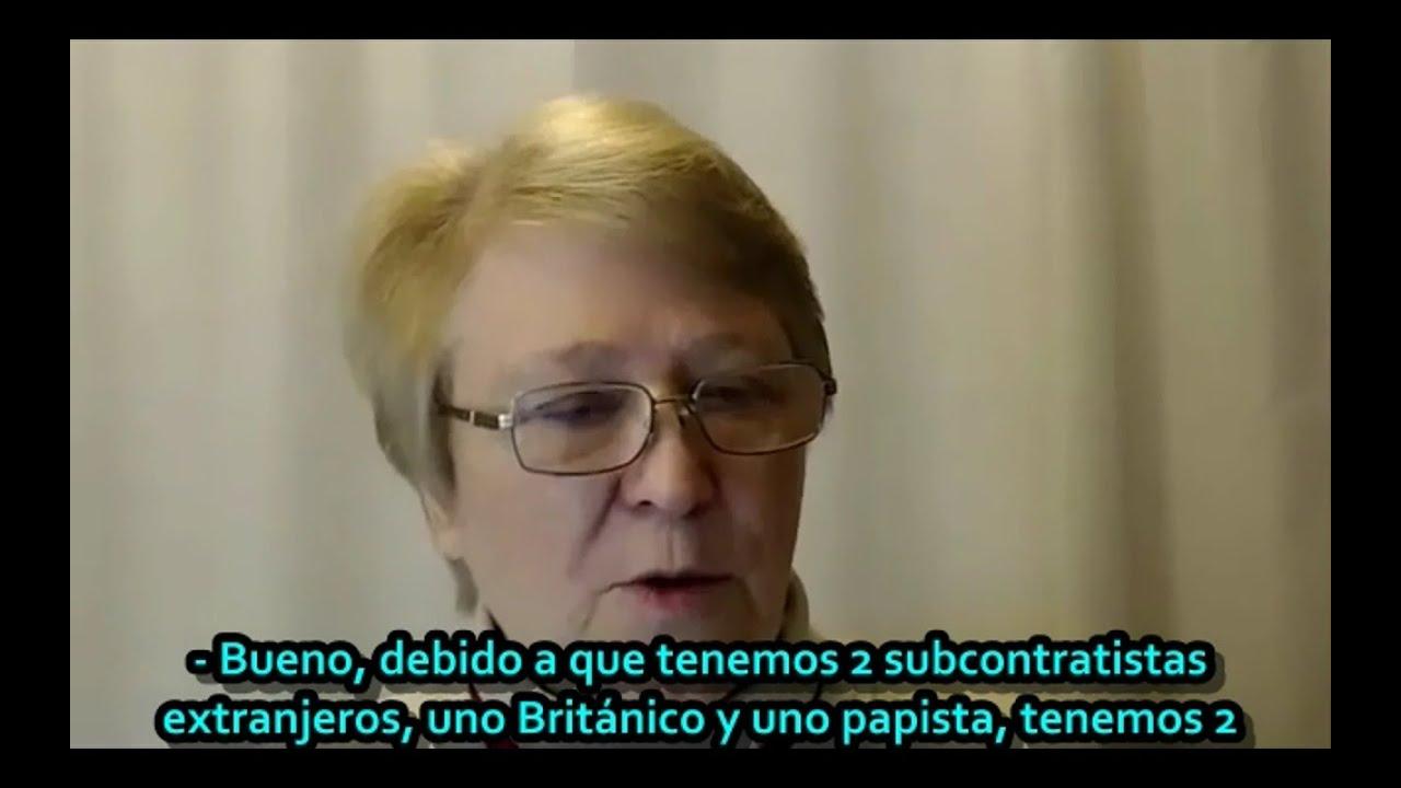 """Jueza Anna von Reitz: """"El Papa y la Reina hicieron usurpación contra el gobierno legítimo"""""""