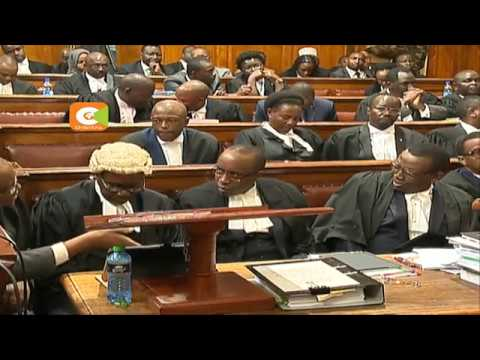 Judges to deliver verdict on poll petitions tomorrow