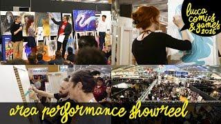 Area Performance Showreel