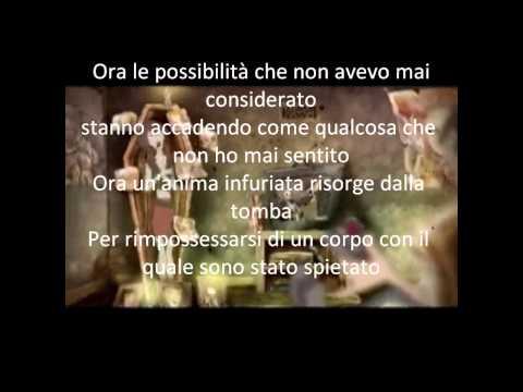 Avenged Sevenfold A little piece of heaven traduzione (testo in Italiano) video