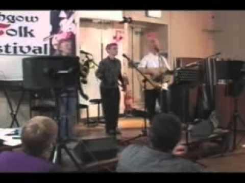 youtube   matt mcginn song the wee kirkcudbright centipede