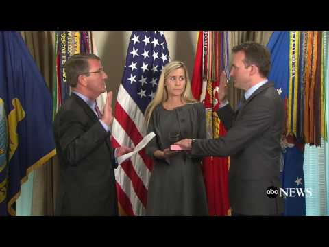 Eric Fanning | First Openly Gay U.S. Military Leader Sworn In