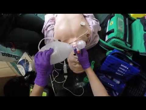 Advanced Life Support Scenario - PEA with ROSC