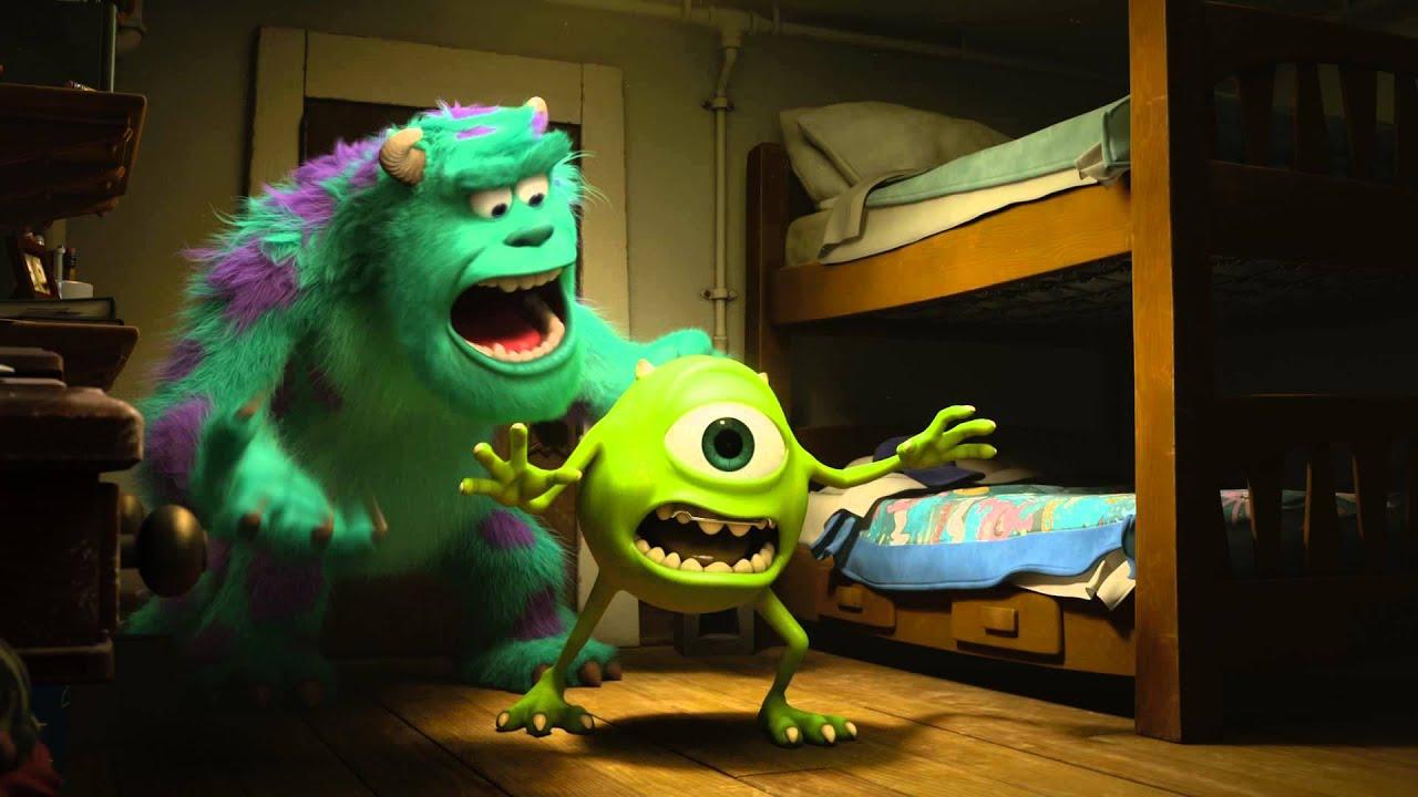 Monster University Wallpaper Hd Monstres Academy Bande Annonce 3 En Vf Youtube