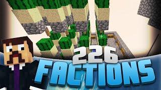 Minecraft Factions #226 - The First Raid! (Minecraft Raiding)