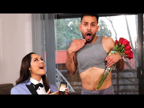 Surprise Proposal | Anwar Jibawi