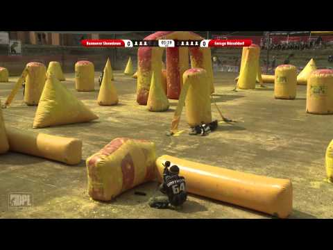 Deutsche Paintball Liga - 2. Bundesliga 2015 - Spieltag 1