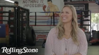How Ronda Rousey Became the World's Most Dangerous Woman