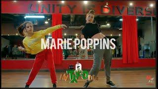MARIE POPPINS - BUTTONS PUSSY CAT DOLLS - MILLENNIUM DANCE COMPLEX