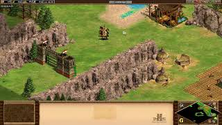 Age Of Empires 2 HD Genghis Khan Campaign 5. The Promise