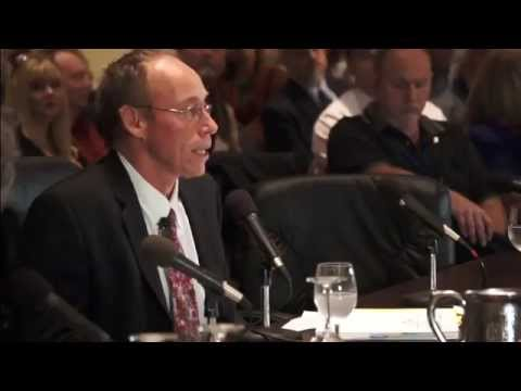Dr. Steven Greer Testifies About Extra Terrestrial Technology - Citizen Hearing on Disclosure CHD