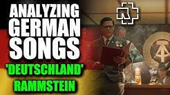 RAMMSTEIN - DEUTSCHLAND 🔥 English Lyrics Translation - Meaning & History Explained By A German