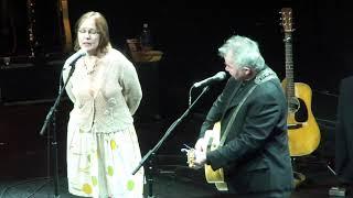 "John Prine and Iris Dement- ""Paradise""- Cayamo 2 5 12"