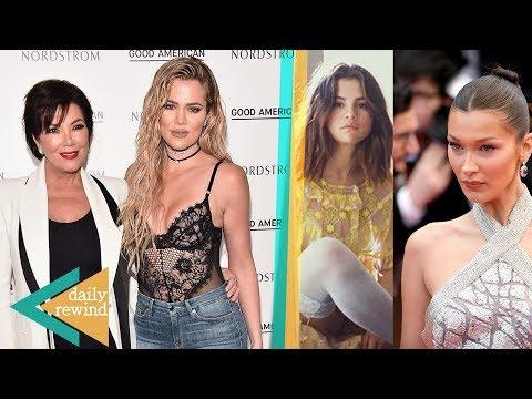 Khloe FURIOUS With Kris Jenner! Selena Gomez Sends Bella Hadid A WARNING! | DR