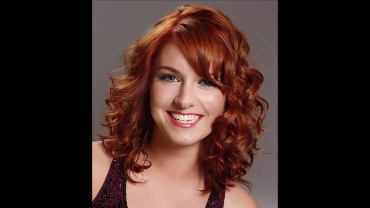 Curly Haircuts For Wavy And Curly Hair Medium Hair Medium Length