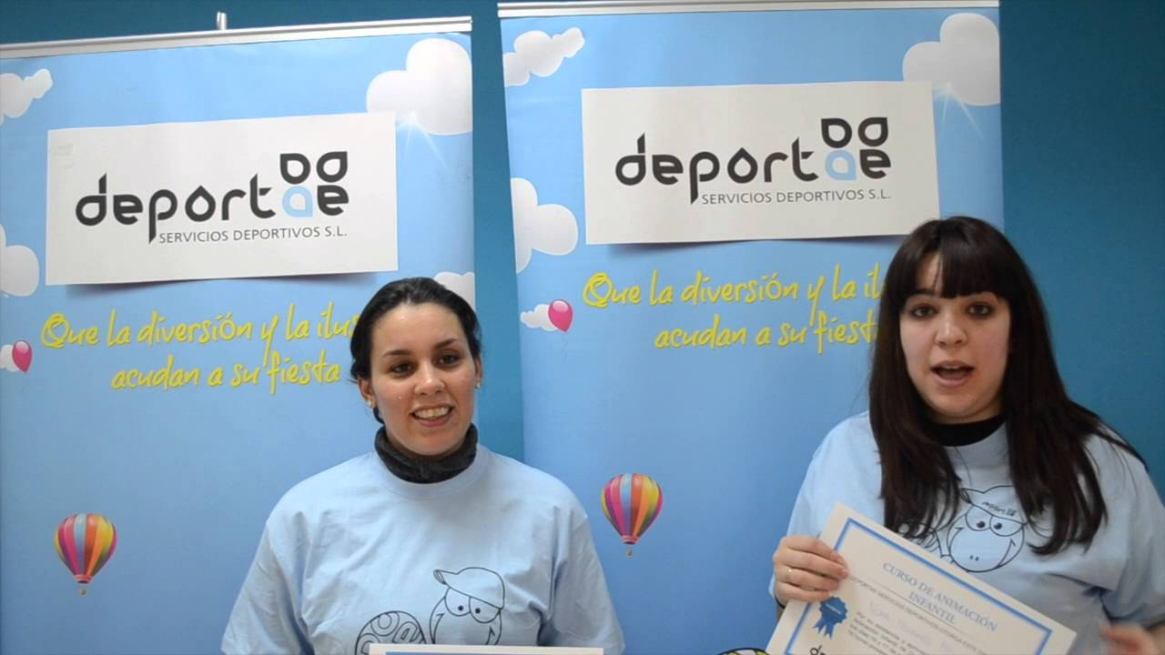 Curso De Animación Infantil En Málaga Deportae