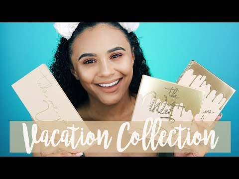 KYLIE VACATION COLLECTION REVIEW + TUTORIAL | Hit or Miss?!