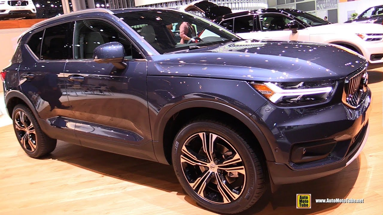 2018 volvo xc40 inscription exterior and interior walkaround 2018 new york auto show youtube. Black Bedroom Furniture Sets. Home Design Ideas