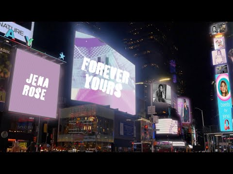 Jena Rose ft. Casper Mágico - Forever Yours (Official Video)