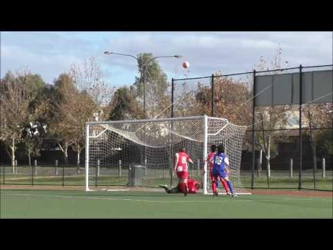 Jake Angelovski NPL Brunswick City FC v Sunshine George Cross FC Round 13, 12 June 2016
