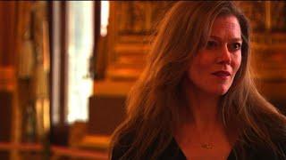 "Barbara Hannigan, soprano et ""cheffe"" d'orchestre superstar"