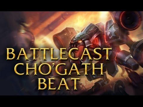 LoL Sounds - Battlecast Prime Cho'gath - Dance Beat