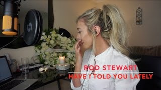 Скачать Rod Stewart Have I Told You Lately Cover