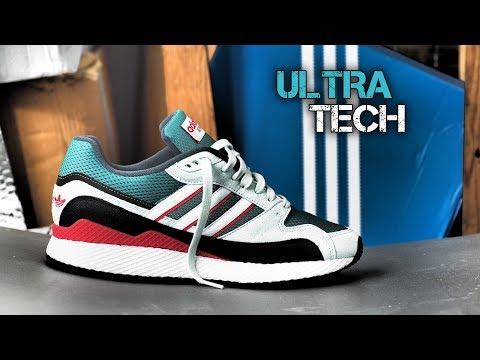Обзор кроссовок Adidas Ultra Tech