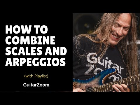 Play Better Guitar Solos - Learn to Combine Scales and Arpeggios - Steve Stine Guitar Lesson