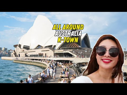 11 DAYS IN SYDNEY: FOOD I VISIT I VLOG