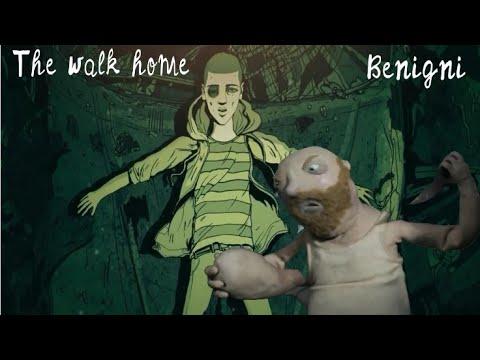 СТРАШНЫЕ МУЛЬТФИЛЬМЫ #4/ (The Walk Home/ Benigni)/ Психоделобзор