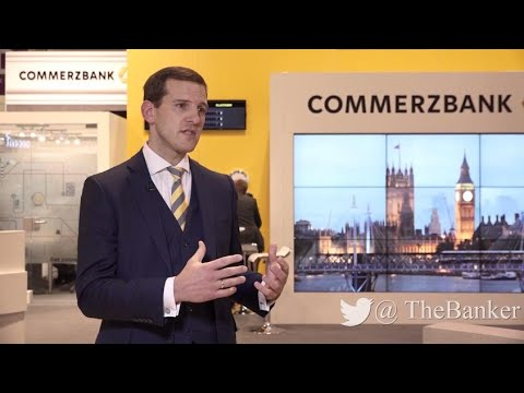 Enno-Burghard Weitzel, head product management trade services, Commerzbank – View from Sibos 2017