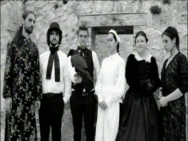 16.6.2017 El cine con la actriz Nuria Gedak