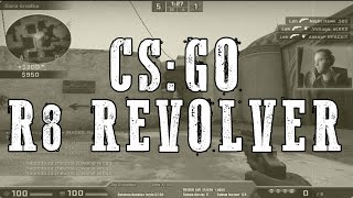 CS:GO REVOLVER R8 WESTERN FRAGMOVIE