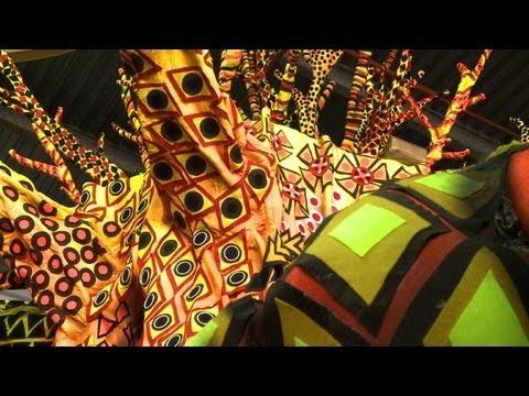 Rio Carnival Celebrates African Heritage