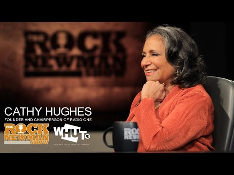 Cathy Hughes on The Rock Newman Show