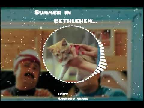 Summer in Bethlehem song BGM REMASTERED