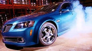 Pontiac G8 - THE ULTIMATE COMPILATION