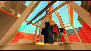 Roblox Parkour - Thunder Trap Remix