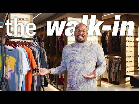 Inside Von Miller's Massive Closet | The Walk-In | GQ Sports