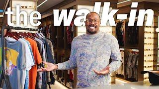 Inside Von Miller's Massive Closet | The Walk-In | GQ Sports