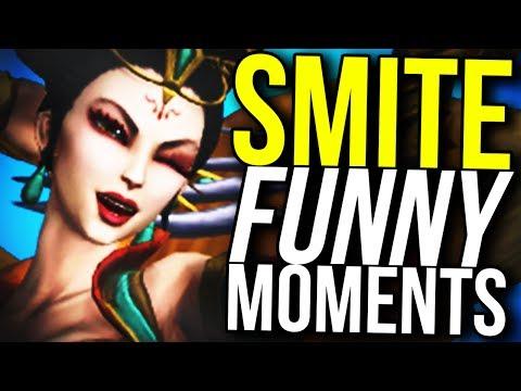 DA JI VU! - SMITE FUNNY MOMENTS