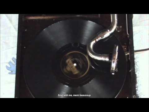 Chantez Chantez  Eve Boswell  1957                78 rpm